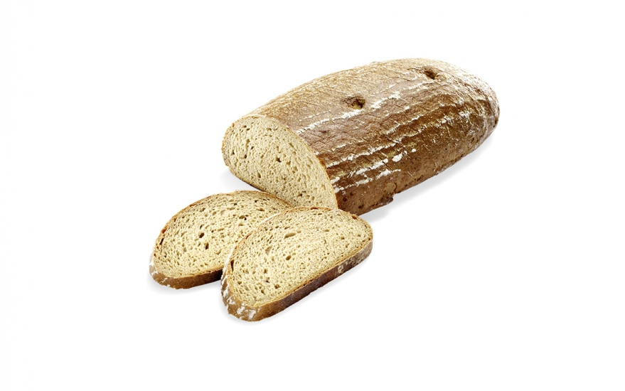 Brown Bread <br> Bánh Mì Nâu